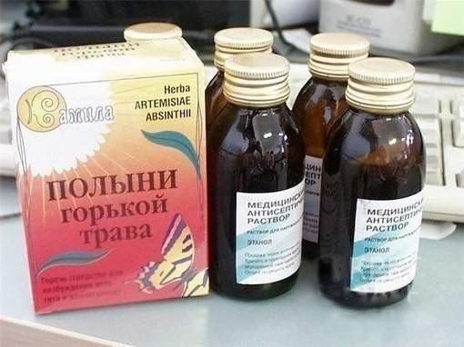очищение от паразитов касторовым маслом и коньяком
